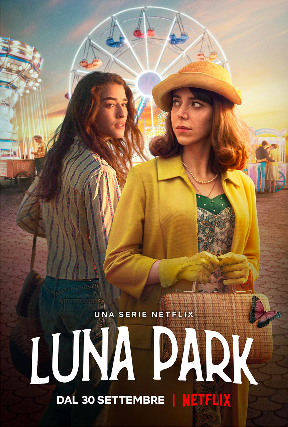 [心得] 羅馬樂園:兩個世界 Luna Park S01 (雷) Netflix 義大利劇
