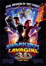Le avventure di Sharkboy e Lavagirl