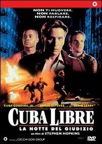 Locandina Cuba Libre - La notte del giudizio