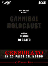 Locandina Cannibal Holocaust