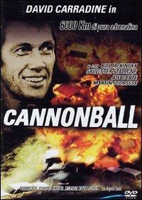 Locandina Cannonball