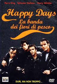 Locandina Happy Days - La banda dei fiori di pesco