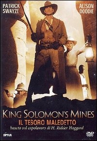 Trailer King Solomon's Mines. Il tesoro maledetto
