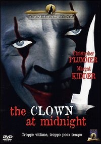 Trailer Clown At Midnight