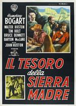 Poster Il tesoro della Sierra Madre  n. 1