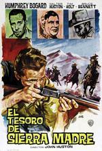 Poster Il tesoro della Sierra Madre  n. 6