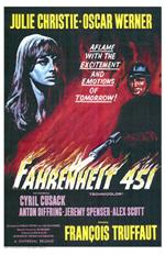 Poster Fahrenheit 451  n. 0