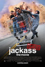 Locandina Jackass: The Movie