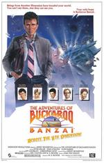 Trailer Le avventure di Buckaroo Banzai