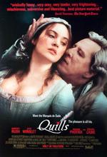 Locandina Quills – La penna dello scandalo