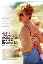 Poster Erin Brockovich - Forte come la verità  n. 1