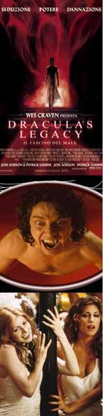 Trailer Dracula's Legacy - Il fascino del male