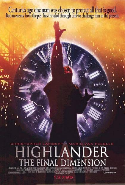 Trailer Highlander 3