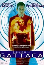 Poster Gattaca - La porta dell'universo  n. 0