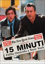 Trailer 15 minuti - Follia omicida a New York