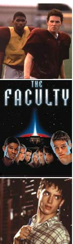 Poster The Faculty  n. 0