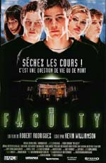 Poster The Faculty  n. 1