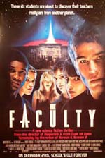 Poster The Faculty  n. 2