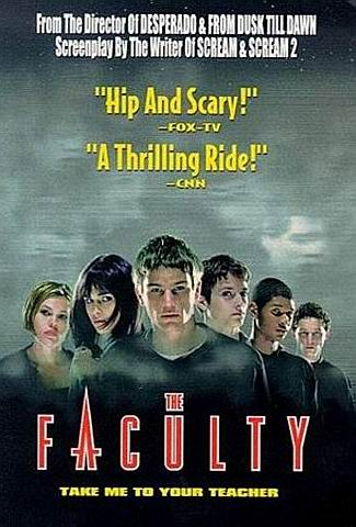Locandina italiana The Faculty