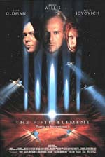 Poster Il quinto elemento  n. 4