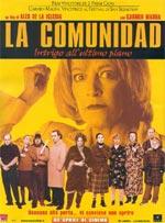 Poster La comunidad - Intrigo all'ultimo piano  n. 0