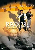 Poster RKO 281 - La vera storia di quarto potere  n. 0
