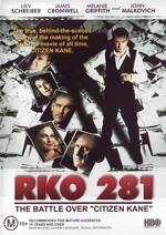 Poster RKO 281 - La vera storia di quarto potere  n. 1