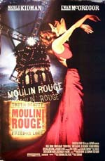 Poster Moulin Rouge  n. 5