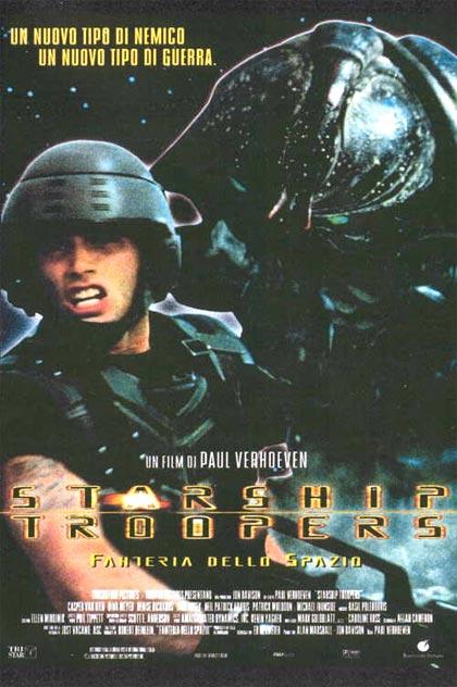 Trailer Starship Troopers - Fanteria dello spazio