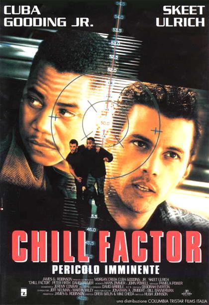 Trailer Chill Factor - Pericolo imminente
