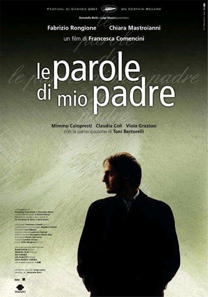 Locandina italiana Le parole di mio padre