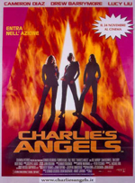 Poster Charlie's Angels - Il film  n. 0