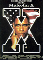Poster Malcolm X  n. 0