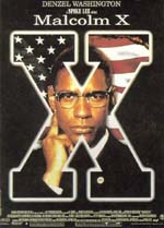 Poster Malcolm X  n. 1