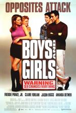 Locandina Boys and Girls - Attenzione: il sesso cambia tutto