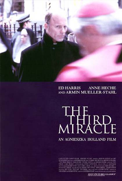 Poster Il terzo miracolo