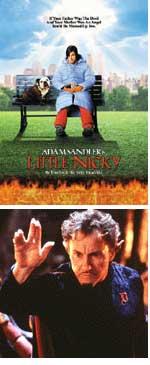 Locandina Little Nicky - Un diavolo a Manhattan