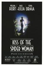 Poster Il bacio della donna ragno  n. 1