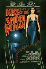 Poster Il bacio della donna ragno  n. 2