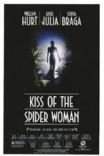 Poster Il bacio della donna ragno  n. 3