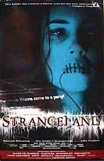 Poster Strangeland