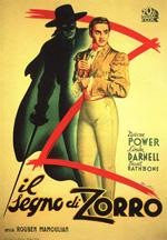 Trailer Il segno di Zorro