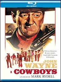 Locandina I cowboys