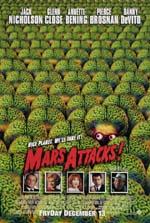 Poster Mars Attacks!  n. 1