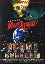 Poster Mars Attacks!  n. 2