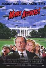 Poster Mars Attacks!  n. 3