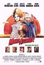 Poster Mars Attacks!  n. 4