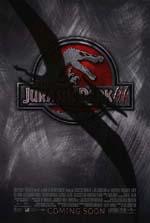 Poster Jurassic Park III  n. 1