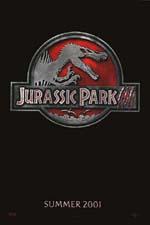 Poster Jurassic Park III  n. 2