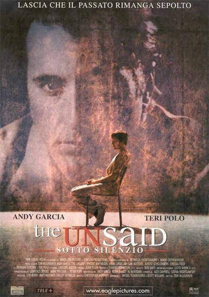 Trailer The Unsaid - Sotto silenzio